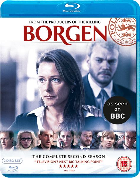 FAVORITE INTERNATIONAL TV SERIES BOX SETS: BORGEN & ORPHAN BLACK | GeorgeKelley.org