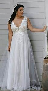 simple plus size wedding dresses usa 25 cute unique With plus size wedding dresses usa