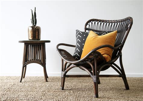 butterfly chair naturally rattan and wicker furniture