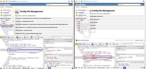 [jenkins-13392] Config File Management Shows Broken Icon