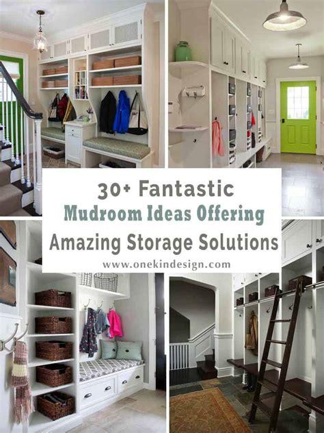 fantastic mudroom ideas offering amazing storage solutions