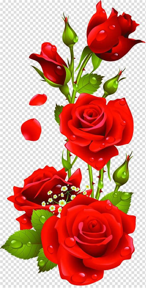 Red Roses Wedding Bouquet Flowers
