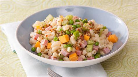 salade de p 226 tes jambon et fromage epicure