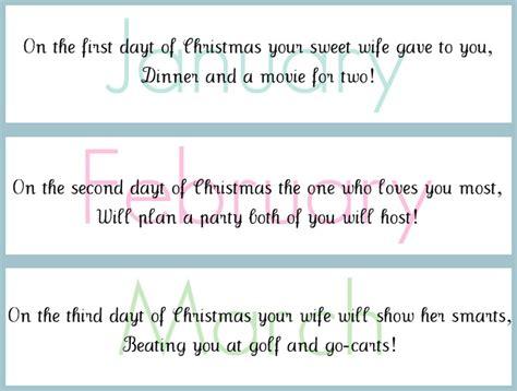 12 days of christmas 12 days of christmas pinterest