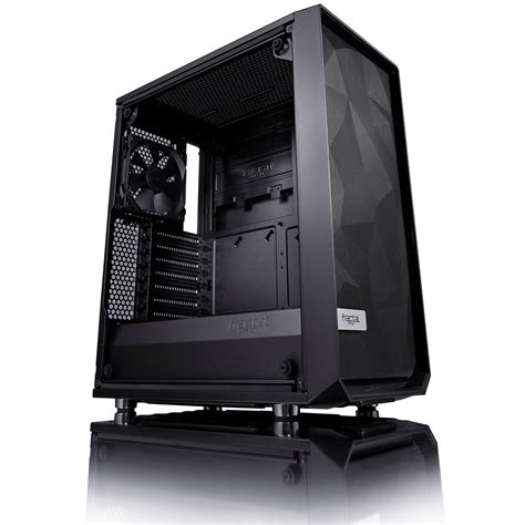 Gehäuse Design by Fractal Design Meshify C Tg Pc Geh 228 Use Ebay