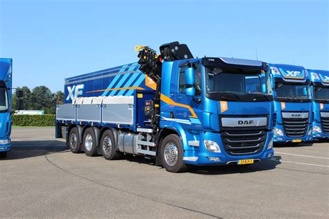daf cf  automated gearbox  impressive truck
