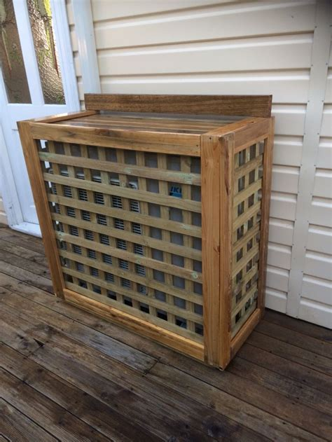 hide air conditioner 13 best images about pump cover on pinterest air conditioners heat pump and hide air conditioner
