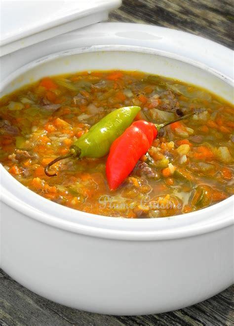 recette de cuisine antillaise pâté en pot simplifié au boeuf une plume dans la cuisine