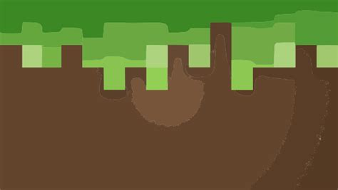 Minecraft Grass Block Wallpaper Minecraft Clip Art At Clker Com Vector Clip Art Online Royalty Free Public Domain