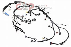 Nissan    Infiniti Nissan Oem Efi Engine Wiring Harness  Manual Transmission