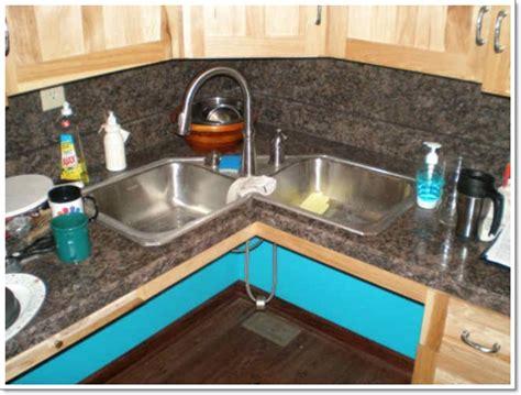 kitchen sink design ideas 25 creative corner kitchen sink design ideas