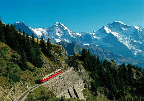 Most Beautiful Places To Visit In Switzerland Travelling
