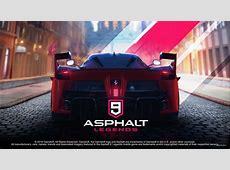 Asphalt 9 Legends เกมแข่งรถสุดมันภาพสุดงาม เริ่มเปิดให้