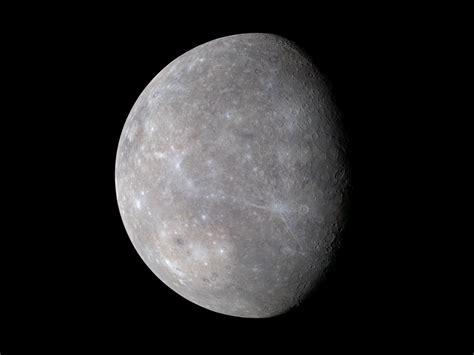 Real Mercury Planet