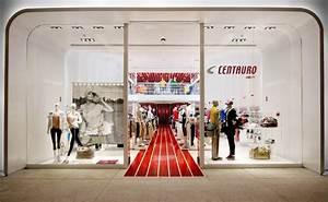centauro concept store aum arquitetos archdaily brasil With interior design outlet online