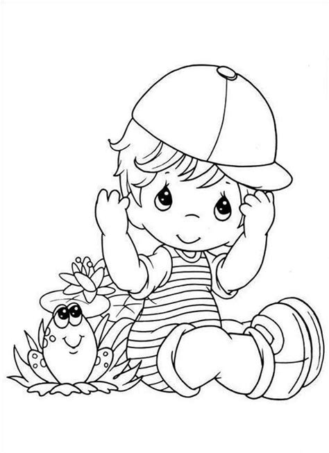 Gacha Life Coloring Pages Black And White Book Baby Boy