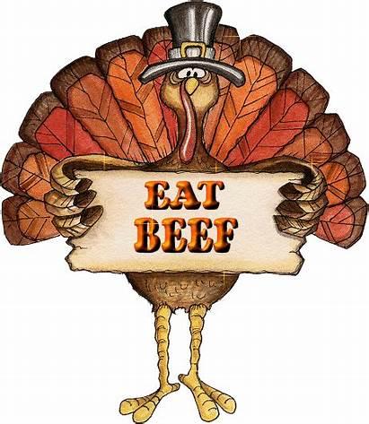 Thanksgiving Funny Turkey Happy Cartoon Humor Eat
