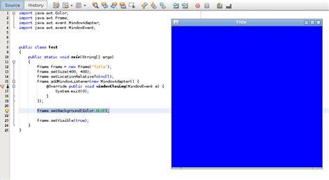 java color codes java changing background color of frame stack overflow