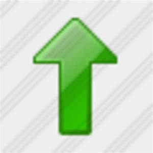 Icon Arrow Up Green 3 | Free Images at Clker.com - vector ...