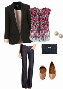 25 Casual Friday Womenu0026#39;s Work Clothes 2018   FashionGum.com