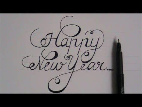 cursive fancy letters   write cursive fancy happy