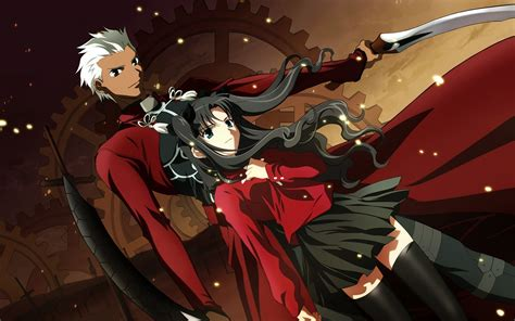 wallpaper  px anime archer fate stay night