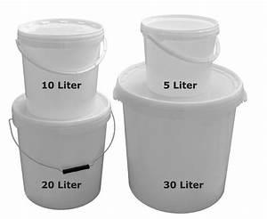Eimer 30 Liter : 8 st ck eimer 30 l mit deckel imkereimer hobbock honigschleuder 8x22049 ebay ~ Orissabook.com Haus und Dekorationen