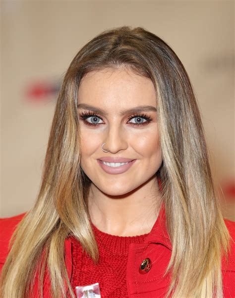 Perrie Edwards Green Hair Did Little Mix Singer Dye