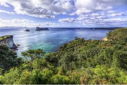 Coromandel Zealand Peninsula Coast Landscape Wallpapers Laptop