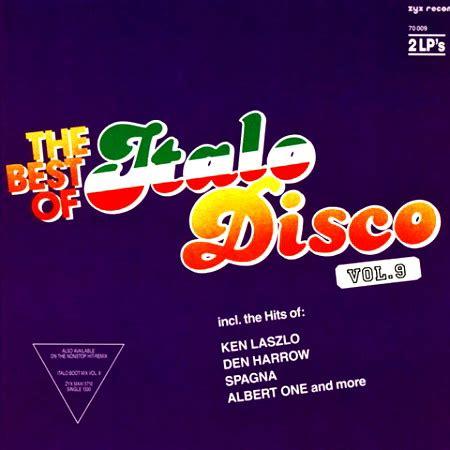 Vathe Best Of Italo Disco (vol 116) [19831991, Italo