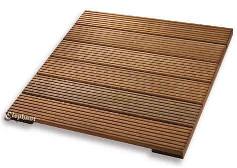 dalle terrasse bois exotique 90 233 p 50 mm
