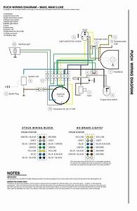 Points Ignition System Wiring Diagram