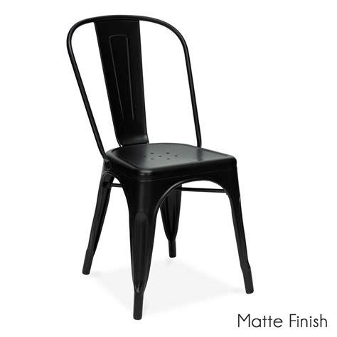 chaise style tolix chaise de style pauchard chaises de bar