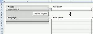 Multi Project Gantt Chart Template Excel Template Getting Things Done Vba