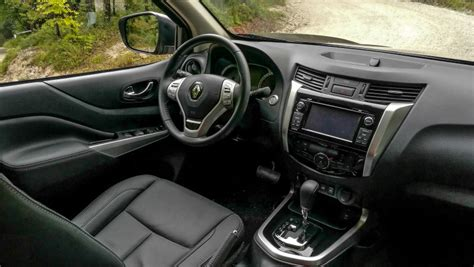 renault alaskan interior renault alaskan 2017 international launch review video