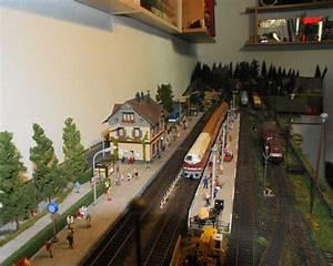 Modellbahn Spur H0 Von Mathias Starke470673blick Ueber Den