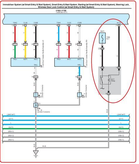 toyota hilux revo wiring engine hilux revo 4wd