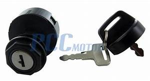 Ignition Key Switch Xplorer Polaris Predator Sportsman 500 Le