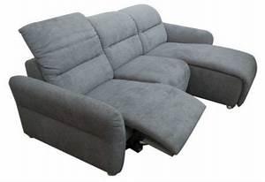 Eckcouch Mit Verstellbarer Sitztiefe : ecksofa mit elektrischer sitztiefenverstellung sofadepot ~ Bigdaddyawards.com Haus und Dekorationen