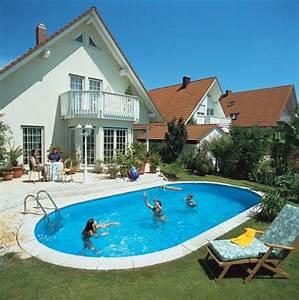 Pool 150 Tief : ovales styropor baustein komplett schwimmbecken 150 cm tief ~ Frokenaadalensverden.com Haus und Dekorationen