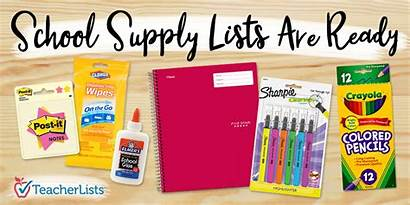 Supply Lists Gifs Sharing Ready Graphic Social
