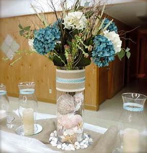 beach bridal wedding shower party ideas photo 16 of 22 With beach wedding shower