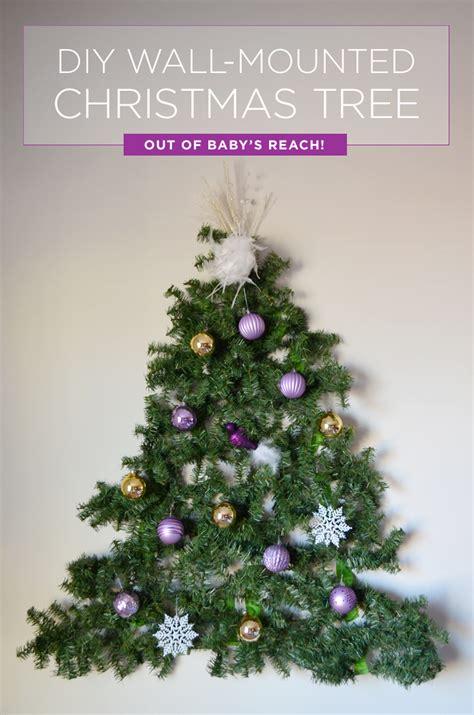 baby  toddler   diy tree   mount