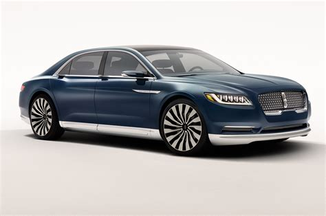 Lincoln Continental Prototype by Lincoln Continental Concept Promo Photo 16