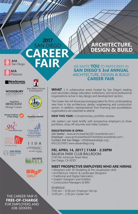 Architecture & Design Career Fair  American Institute Of