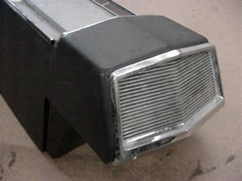 purchase  mopar  body center console black dodge
