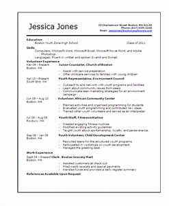 Resume templates for teens resume templates for teens for Resume maker for teenager