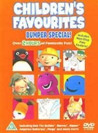 children s favourites bumper special dvd 2003 for sale