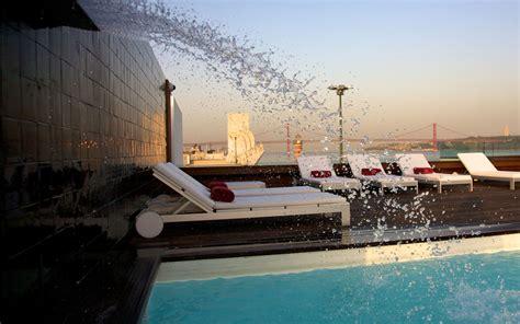 hotel lisbonne avec piscine interieure top 10 des hotels avec piscine 224 lisbonne week end et voyage 224 lisbonne