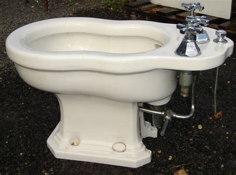 Bidet American Standard - american standard bidet recycling the past
